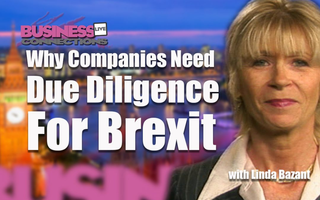 Why You Should Do Your Brexit Due Diligence Now